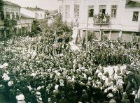 Откриване на паметник Георги Измирлиев