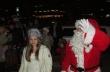 Дядо Коледа дойде в Горна Оряховица с бяла лимузина