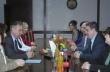 Делегация от побратимения украински град Миргород гостува в Горна Оряховица