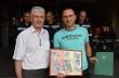 Зам.-кметът Николай Георгиев поздрави горнооряховските пожарникари по повод празника им