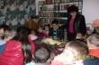 """Малка детска библиотека правят децата от горнооряховската ДГ """"Детски свят"""" в Седмицата на четенето"""