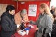 Десетки горнооряховчани измериха безплатно кръвната си захар в Световния ден за борба с диабет