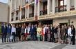 Инж. Добрев посрещна гостуващите за празника на града делегации от побратимените градове