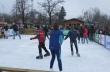 Ледената пързалка в Горна Оряховица отваря врати днес от 13.00 часа