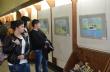 """С изложба и танци на мажоретния състав посрещнаха пролетта учениците от СУ """"Вичо Грънчаров"""""""