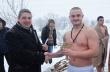 27-годишният Християн Иванов извади кръста от р. Янтра край Първомайци