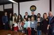 Деца от Долна Оряховица и Първомайци закичиха с мартеници ръководството на Общината