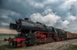 Гергьовски влак с парен локомотив, който тръгва от Горна Оряховица пуска БДЖ