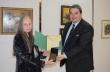Инж. Добромир Добрев удостои ГОАРТ с Почетен знак на Общината по повод 10-годишнината на Сдружението