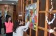 Изложба на коледни картички и сурвакници подредиха в изложба децата от Община Горна Оряховица