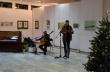 Коледна изложба откриха горнооряховските художници