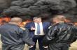 Няма опасност от обгазяване на Горна Оряховица вследствие на възникналия пожар