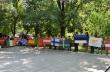 """Учениците от горнооряховското ОУ """"Св. св. Кирил и Методий"""" събраха Европа в училищния двор"""