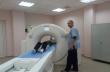 """Измерват костна плътност в отделението по образна диагностика на МБАЛ """"Св. Иван Рилски"""""""
