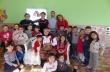 Баба Марта посрещнаха децата от ДГ