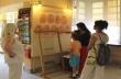 Действащ макет на праисторически вертикален стан показват тази събота в горнооряховския музей