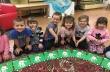 """6-метрово писмо до Дядо Коледа изпратиха деца от ДГ """"Божур"""" в горна Оряховица"""