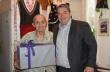Инж. Добрев уважи Генчо Стоянов от Горски долен Тръмбеш за 90-я му рожден ден